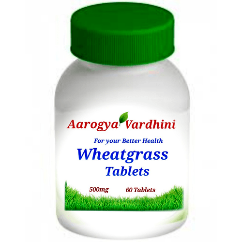 ArogyaVardhini Wheatgrass Tablet